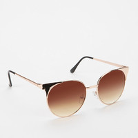 Urban Outfitters - Kat Metal Sunglasses