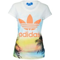 adidas Originals Photo Trefoil T-Shirt - Women's