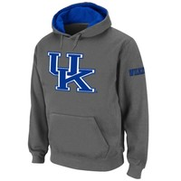Kentucky Wildcats Big Logo Hoodie - Charcoal