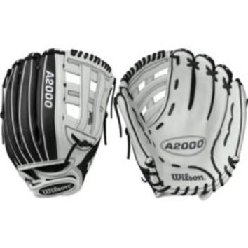"Wilson 12"" A2000 SuperSkin Series Fastpitch Glove 