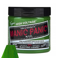 Electric Lizard Hair Dye