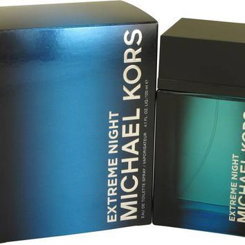 Michael Kors Extreme Night Eau De Toilette Spray for Men