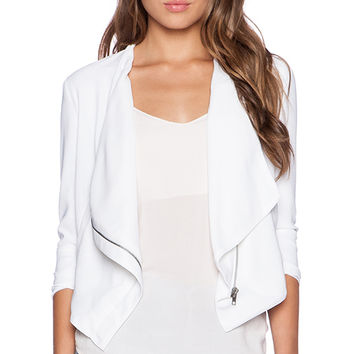 BB Dakota Gael Jacket in White