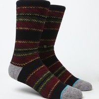 Stance Digby Crew Socks - Mens Socks - Black - One