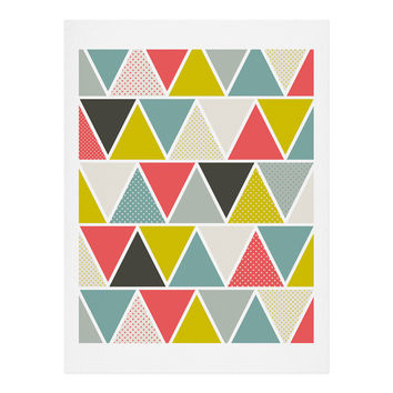 Heather Dutton Triangulum Art Print