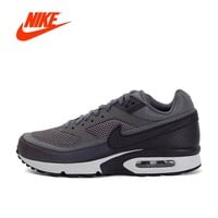 Original New Arrival Authentic Nike Air Max BW 3M Dark Grey Men's Breathable Running Shoes Sports Sneakers