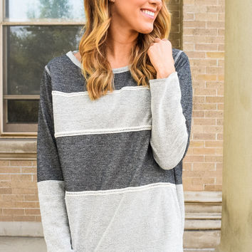Mix + Match Pullover Top