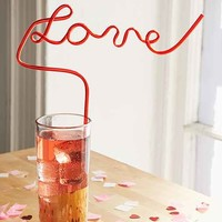 Krazy Love Straw
