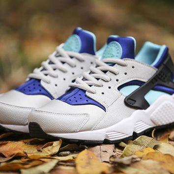 Best Online Sale Nike Air Huarache 1 Run Rainbow Ultra Breathe Women Men Running Sport Casual Shoes Sneakers - 939