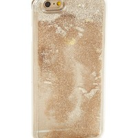 Neutral Floating Glitter Liquid Case for iPhone 5 / 5S & SE