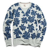 Classic Pocket Sweatshirt in Floral