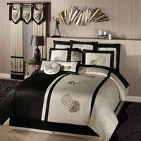 Odyssey Comforter and Daybed Bedding        -                Contemporary Comforters        -                Comforters        -                Bedding                    - Touch Of Class