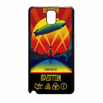 Led Zeppelin Poster Samsung Galaxy Note 3 Case