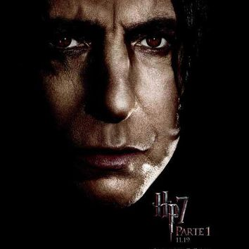 Harry Potter and the Deathly Hallows: Part I (Argentine) 11x17 Movie Poster (2010)