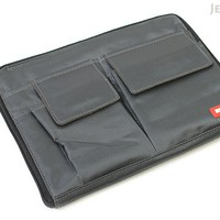 JetPens.com - Lihit Lab Teffa Bag in Bag - A5 - Black