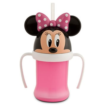 Disney Minnie Mouse Head Cup with Handle for Kids | Disney Store