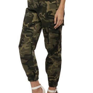 Brooklyn Karma Camo Military Pants