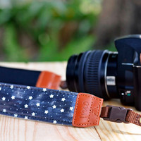 American Star Camera Strap suit for DSLR / SLR with by iMoShop