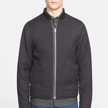 Men's Norse Projects 'Ryan' Wool Bomber Jacket,