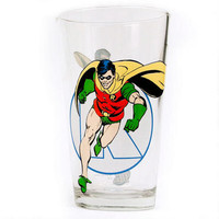 Batman: Robin Pint Glass | WBshop.com | Warner Bros.