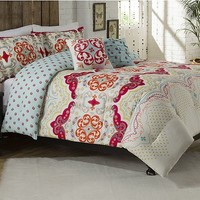 Vue Milo 4-pc. Reversible Comforter Set - Twin/XL Twin