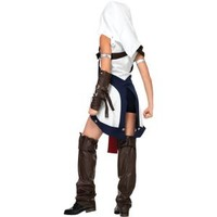 Adult Sassy Connor Costume - Assassin's Creed