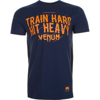 Venum Train Hard Hit Heavy Shirt