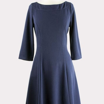 Austin Dress in Navy