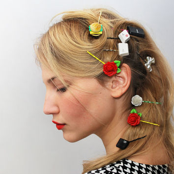 UTHA Bobby Pins Set.  Hair Accessories