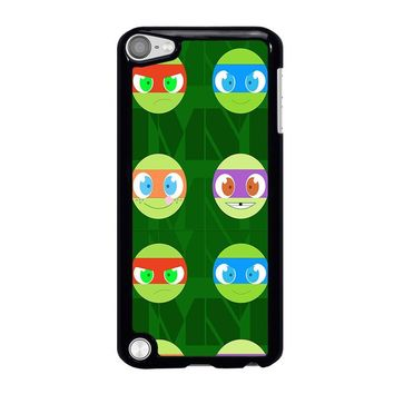 TEENAGE MUTANT NINJA TURTLES BABIES TMNT iPod Touch 5 Case Cover