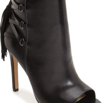 Vince Camuto 'Kimina' Lace Detail Bootie (Women) | Nordstrom