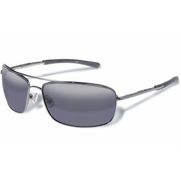 Gargoyles Barricade Performance Sunglasses-Smoke Lens Grey