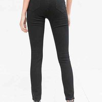 BDG Twig High-Rise Skinny Jean - Black - Urban Outfitters