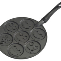 Smiley Face Pancake Pan, Fry Pans & Skillets