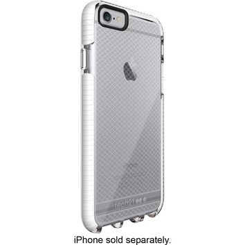 Tech21 - EVO Check Case for Apple® iPhone® 6 and 6s - Clear/White