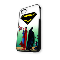 Batman And Superman iPhone 5C Case