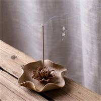 All Handmade Ceramic Pottery Incense Burner