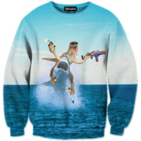 This might be Photoshopped Crewneck