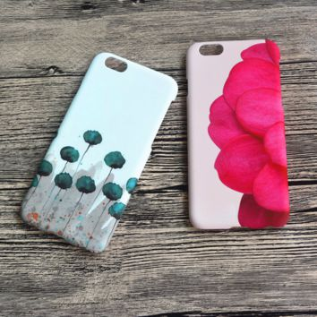 Printed Hard Case Cover for iPhone