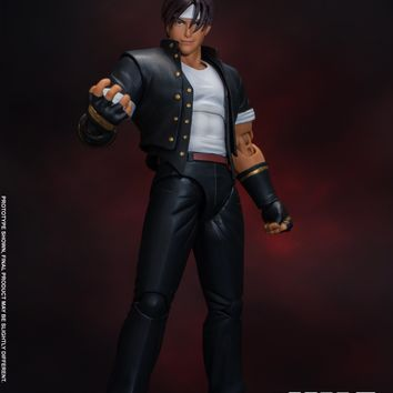 Kyo Kusanagi - Storm Collectilbes Figure - King of Fighters '98 (Pre-order)