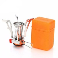Ultralight Backpacking Camping Stove