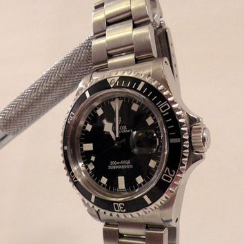 Vintage Tudor Submariner Rolex Watch