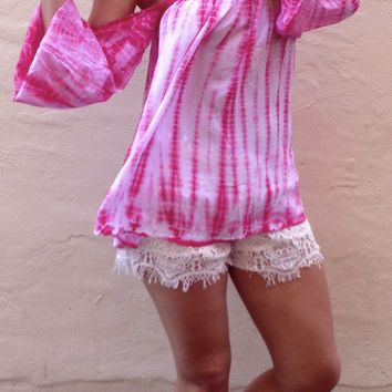 Peppermint gypset Blouse.