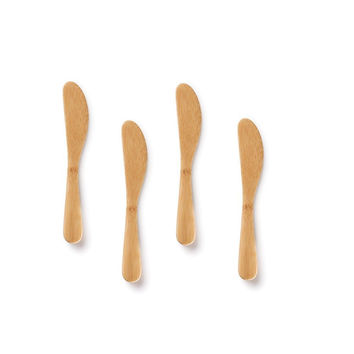 Bamboo Spreaders (set of 4)