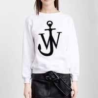 Women's J.W.ANDERSON Anchor Logo Sweatshirt