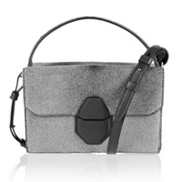 Nwt Alexander Wang Haircalf Racketeer Sling Bag — Bib + Tuck