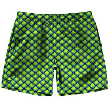 Dragon Scales Shorts