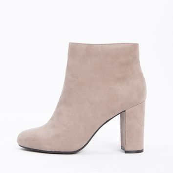 Hailey Chunky Booties