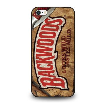 ONLY BACKWOODS CIGAR  iPhone SE Case Cover