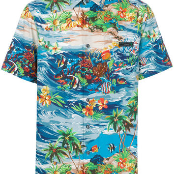 Prada Printed Shirt - Farfetch